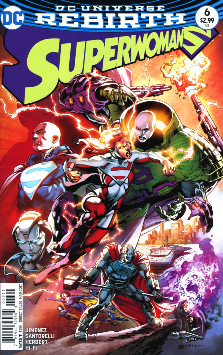 Superwoman #6