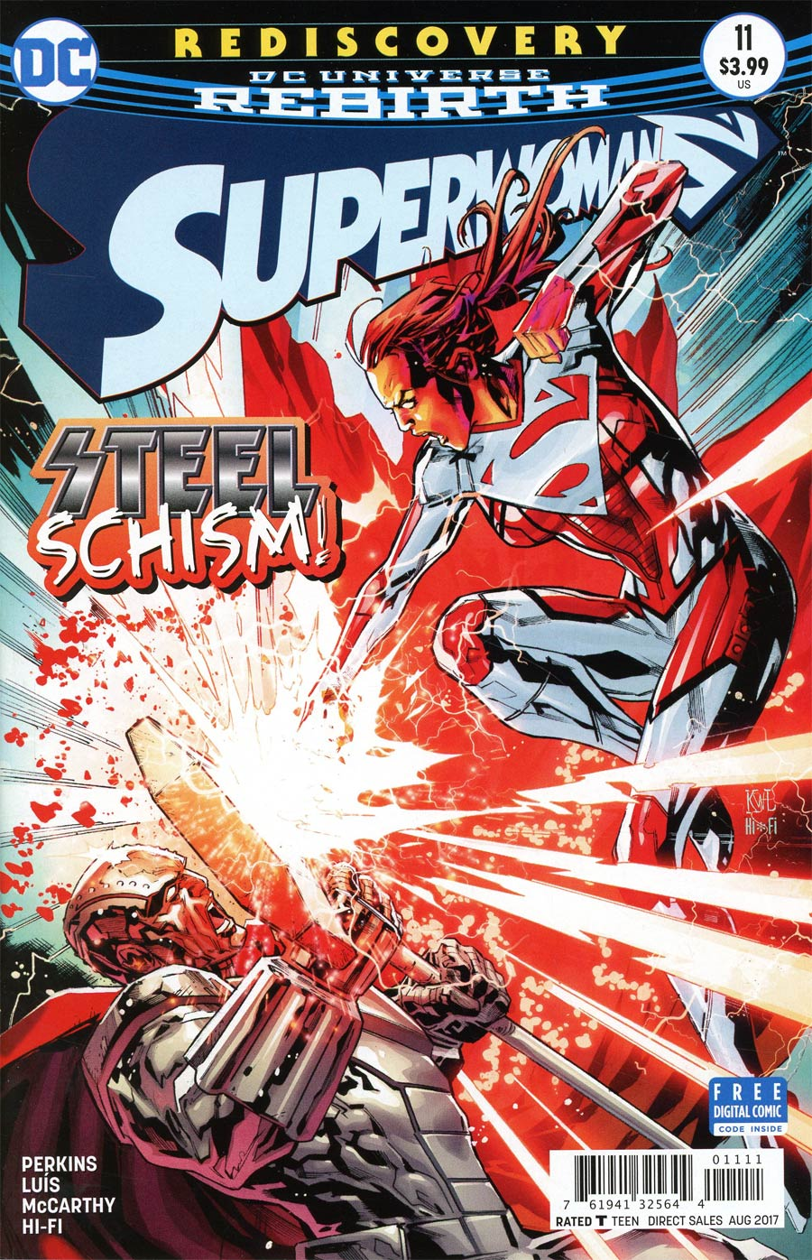 Superwoman #11