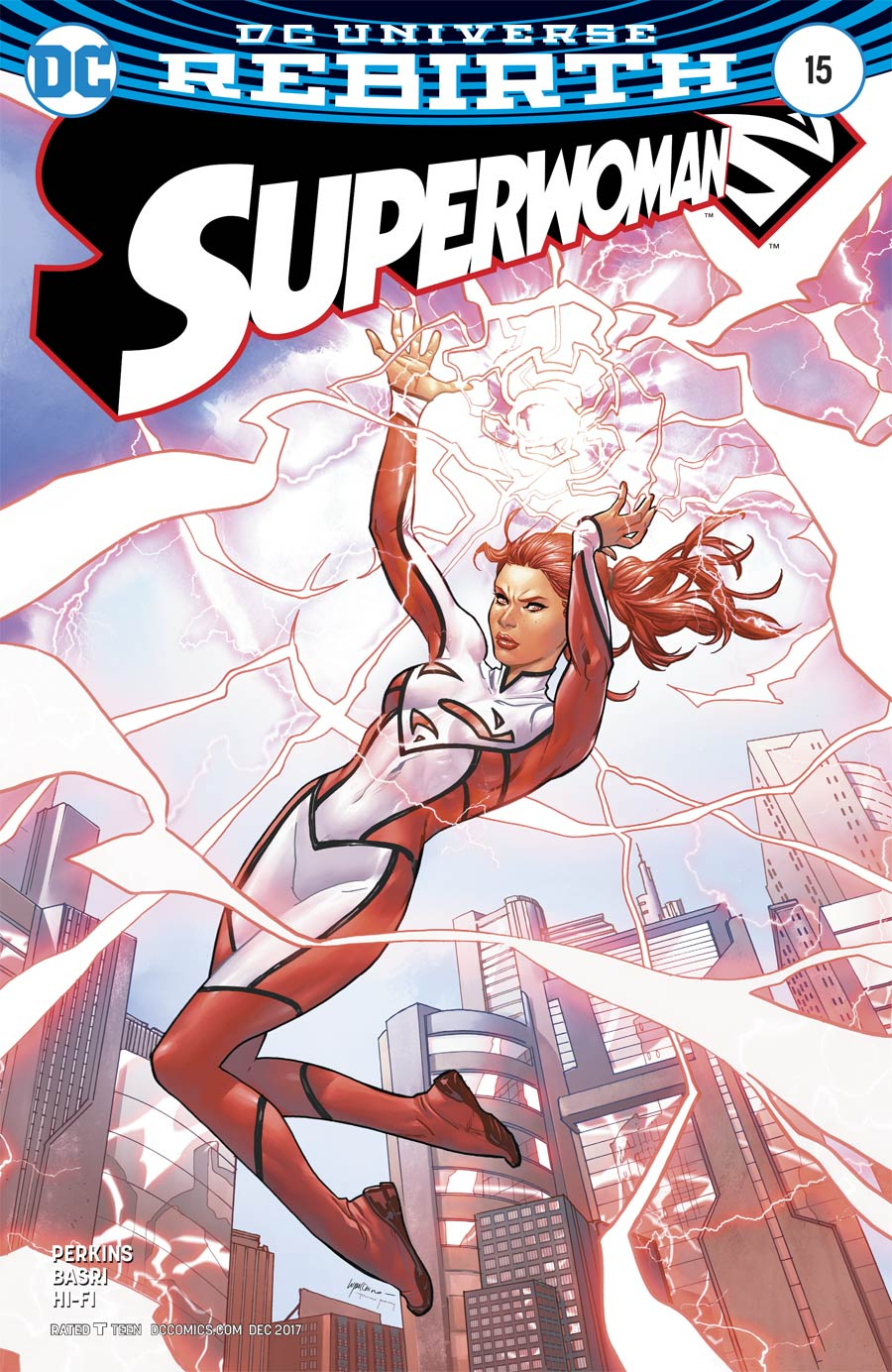 Superwoman #15