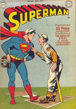 Superman 1950 Comic Superman Homepage