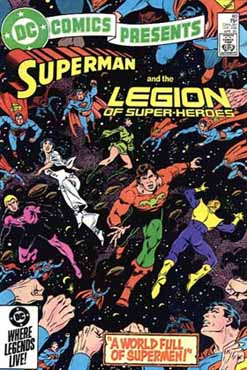 DC Comics Presents #80
