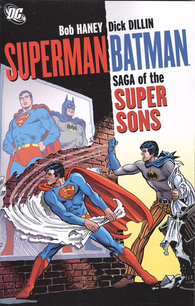 Superman/Batman: Saga of the Super Sons