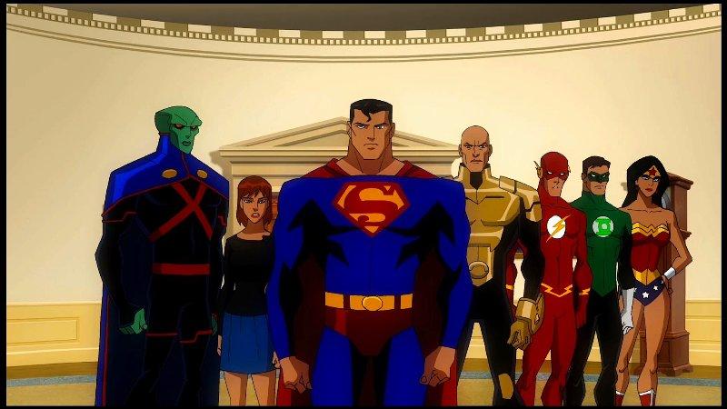 justice league unlimited digital download