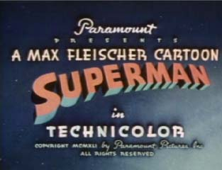 Fleischer Superman Cartoons