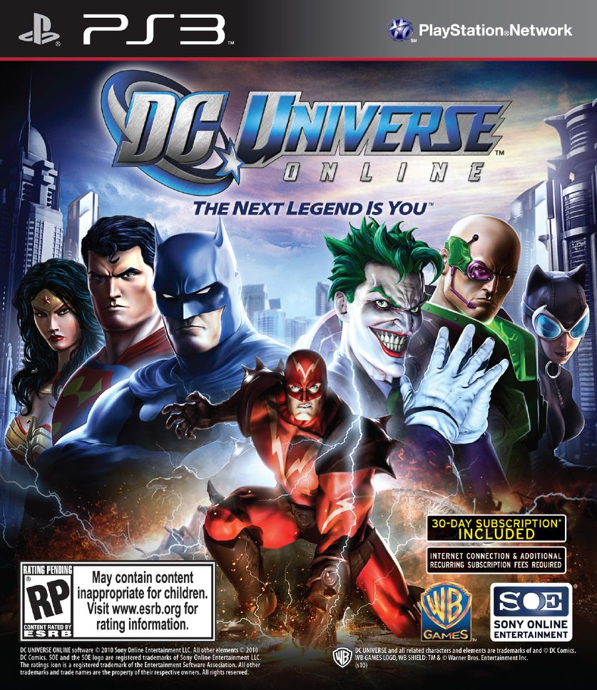 how to create a second character in dc universe online