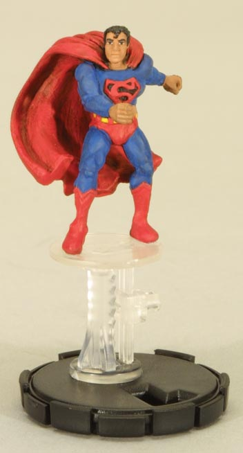 DC Heroclix Hypertime Superman Limited Edition 141
