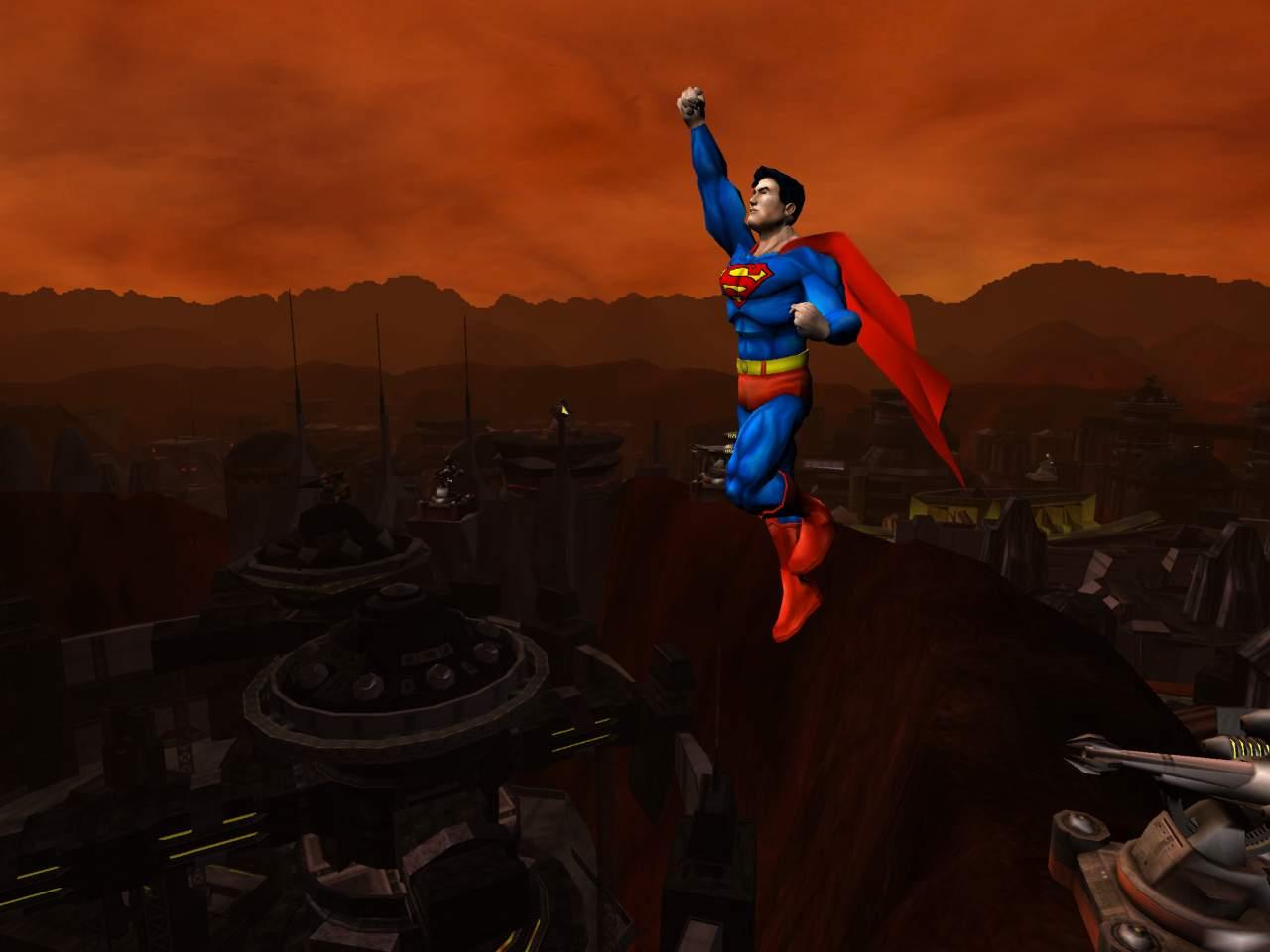 Game Super Man