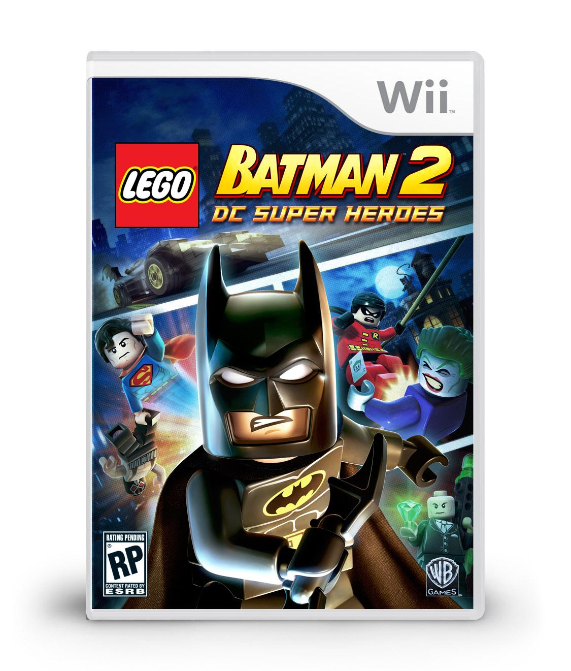LEGO Batman 2 : DC Super Heroes (Jeu Wii U) - Images, vidu00e9os, astuces ...