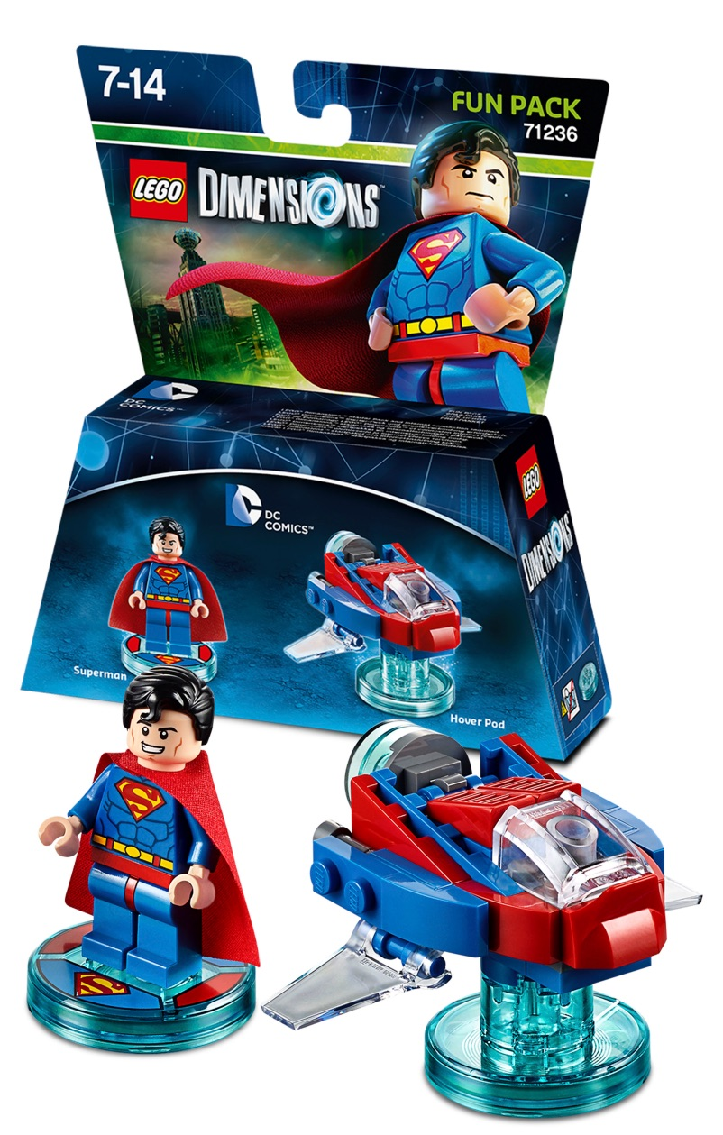 LEGO Dimensions Adds M...