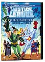 JLU: Saving the World DVD