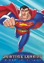 Justice League: Superman Trading Card
