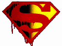 Death of Superman logo