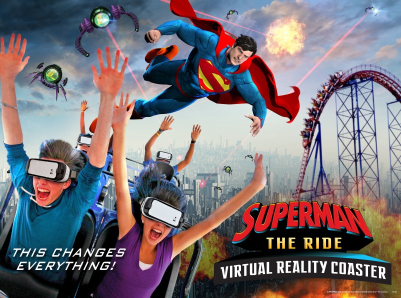 Superman: The Ride