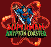 Superman - Krypton Coaster