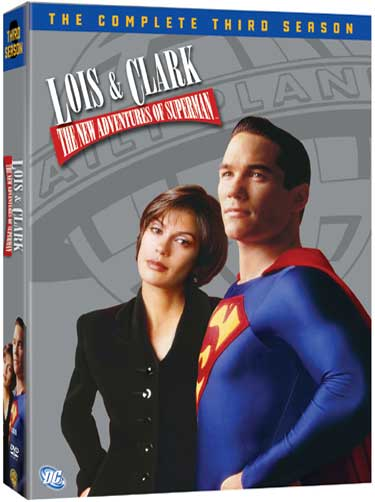 when do lois and clark start dating in the new adventures of superman