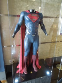 Man of Steel Costume