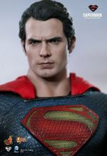 HotToys 1/6 Scale Man of Steel Superman Figure