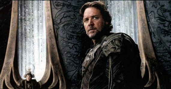 Russell Crowe as Jor-El