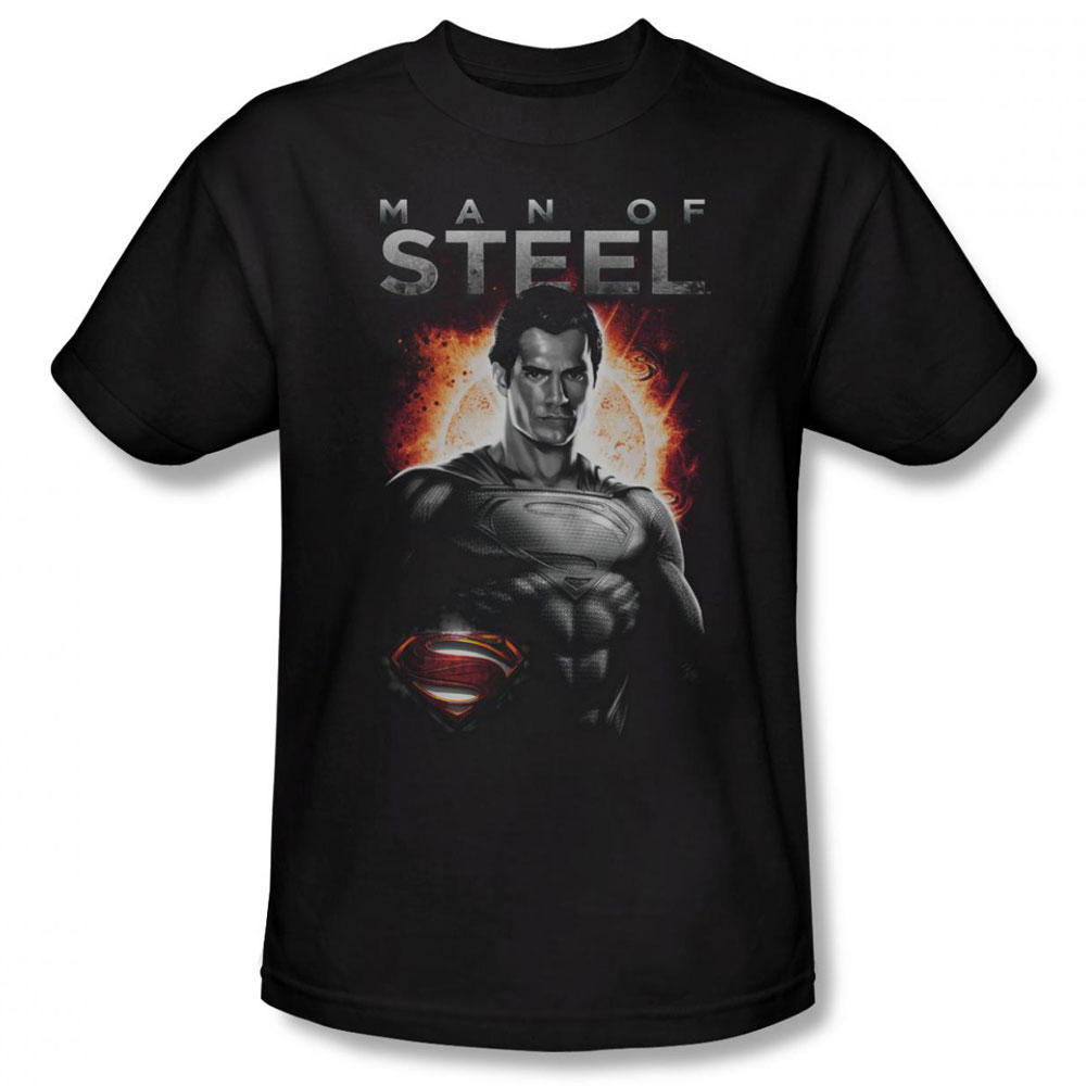 130430 mos for Man of steel t shirt online