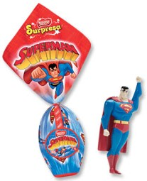 Egg Surprise Superman