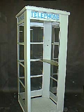 Indoor Phonebooth