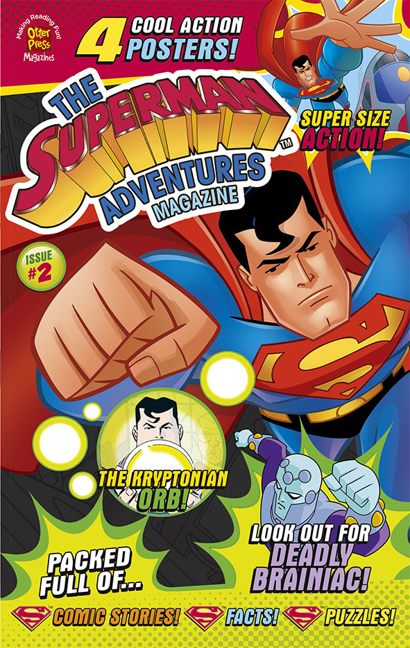 The Superman Adventures Magazine