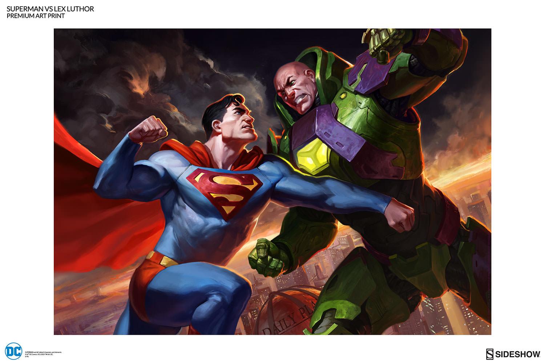 Superman vs Lex Luthor 3fb9e3fdc40c