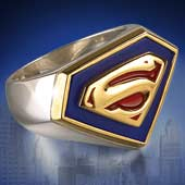 Superman Returns™ Emblem Ring
