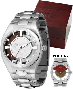 Superman homepage march 20 2007 fossils superman rotor watch review freerunsca Choice Image