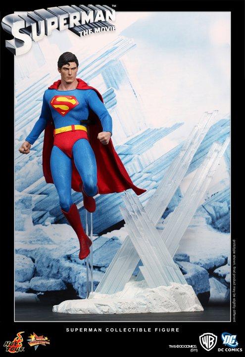 HOT TOYS SACARÁ UNA FIGURA DEL SUPERMAN DE CHRISTOPHER REEVE EN 2010 - Página 6 Hottoys-sup10