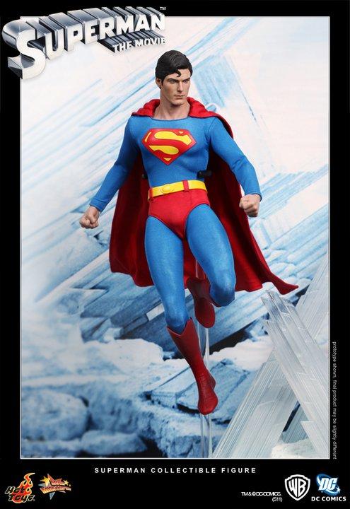 HOT TOYS SACARÁ UNA FIGURA DEL SUPERMAN DE CHRISTOPHER REEVE EN 2010 - Página 6 Hottoys-sup11