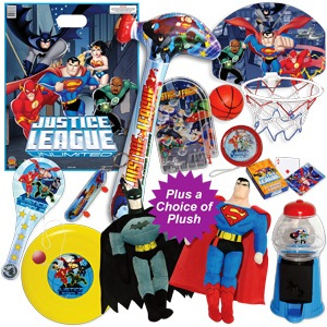 Justice League Super Bag