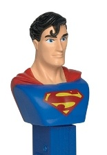 Superman Pez