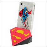 Superman Cover and Dock