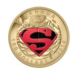 Royal Canadian Mint Superman Coins (Series 2)