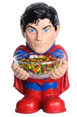 Superman Candy Holder