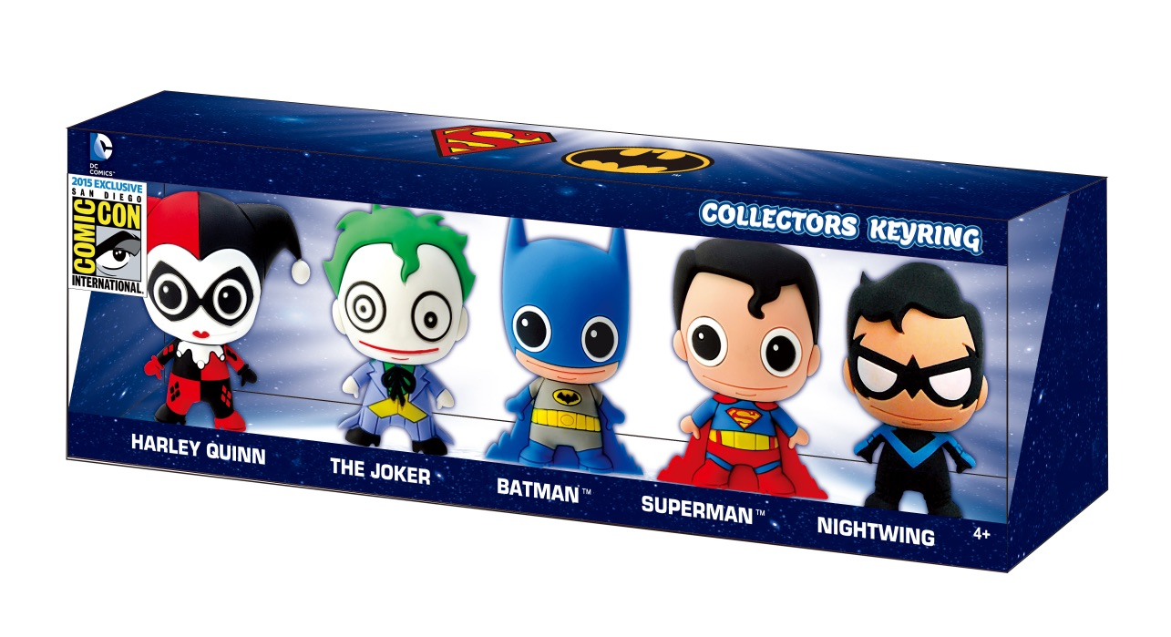 Superman homepage the set features harley quinn the joker batman superman and nightwing the set is limited to 500 pieces and will retail for us45 jeuxipadfo Image collections