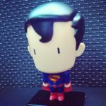 Superman Scribbelnauts Figure