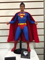 NECA's 18-inch Christopher Reeve as Superman Quarter Scale figure
