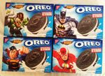 Mexico Justice League Oreo Packs