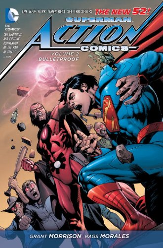 Action Comics Vol. 2