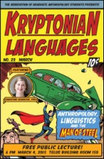 Kryptonian Languages