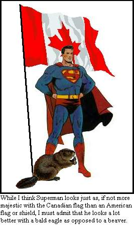 Canadian Superman