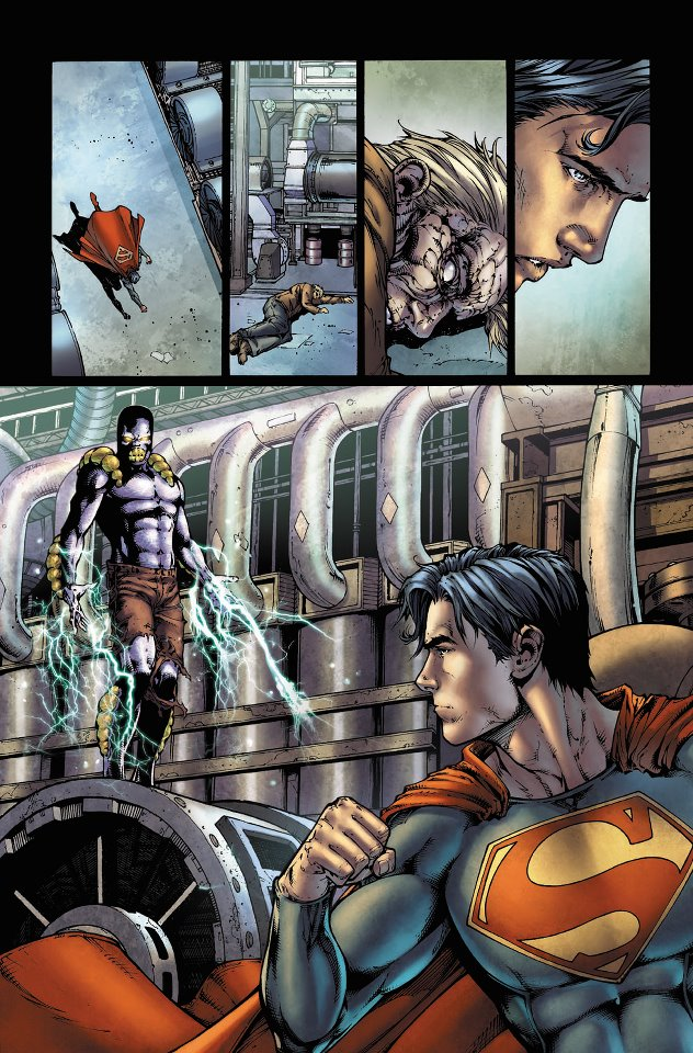 Superman Earth One Vol. 1, Vol. 2, Vol. 3 (spoilers) - Page 2 Earthone-vol2-pg2