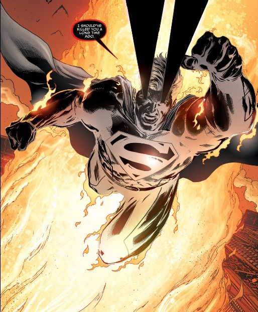 Justice League #43 Page