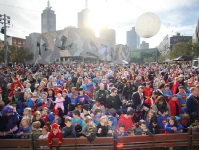 Melbourne World Record
