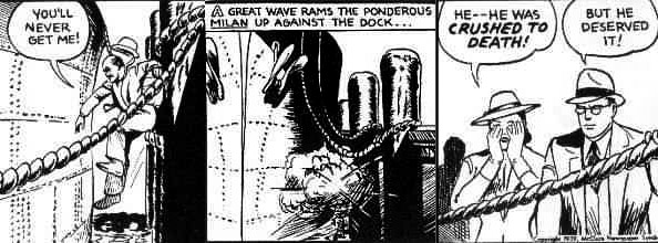 Newspaper Strip Example