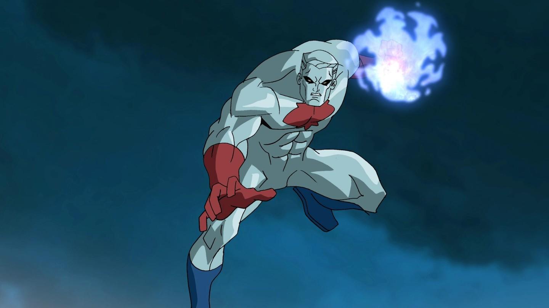 how tall is captain atom