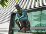 Superman Statue in Colombia