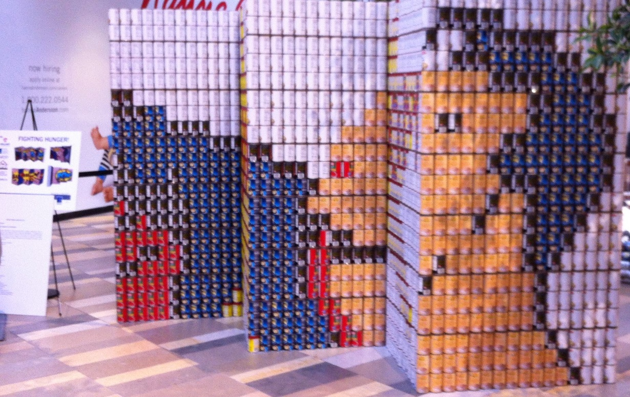 canstruction canstruction pinterest wide world